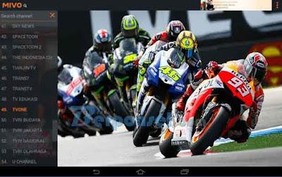 Aplikasi Live Streaming MotoGP Android Online Terpopuler