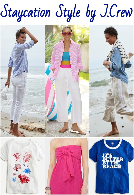 Staycation Fashion Style Casual Women Wear Beach