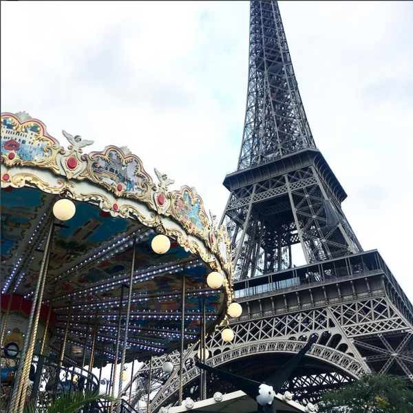 How to Instagram Paris Like A Parisian