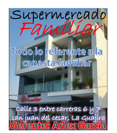 Supermercado familiar