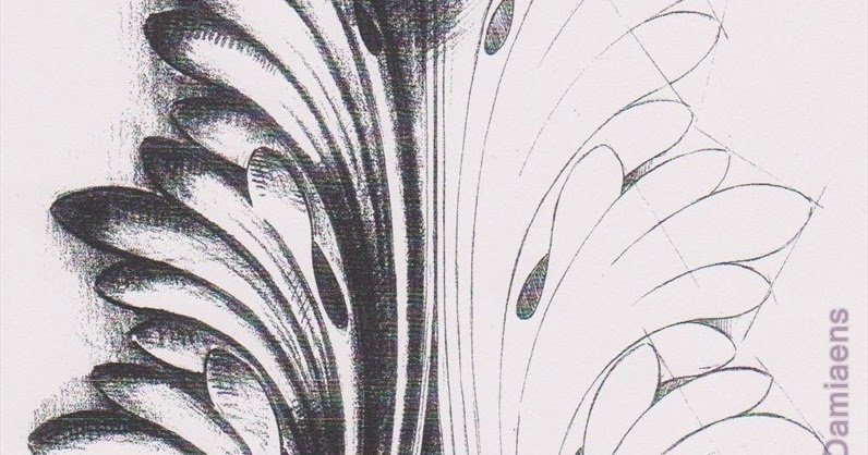 ORNAMENTAL WOODCARVER Patrick Damiaens: THE ACANTHUS LEAF