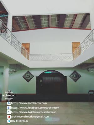 Renovasi Eksterior Dan Mihrab Masjid - Bagian Dalam Masjid