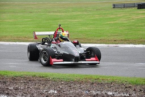 Formula One Racing Terms
