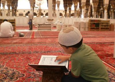 Mendidik Anak Mencintai Al - Qur'an