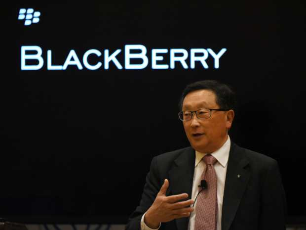 Blackberry software company