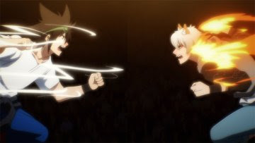 The God of High School Episode 11 Sub Indo