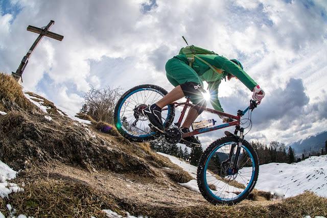 Mountainbiken in Wörgl, Biken im Inntal