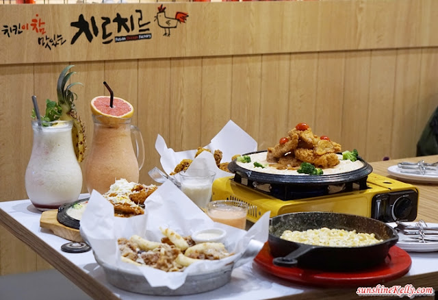 Review @ Pavilion Elite, KL,  Korean Fried Chicken with a new twist