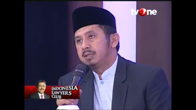 'Dijebak' Karni Ilyas saat ILC 23/5, Begini Jawaban Cerdas ...