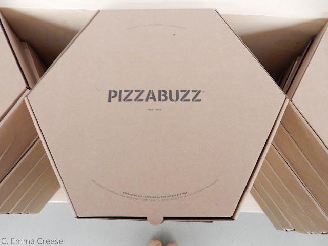 PizzaBuzz Moorgate Old Street Adventures of a London Kiwi