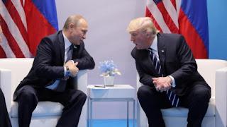 Presiden Rusia dan Amerika Serikat
