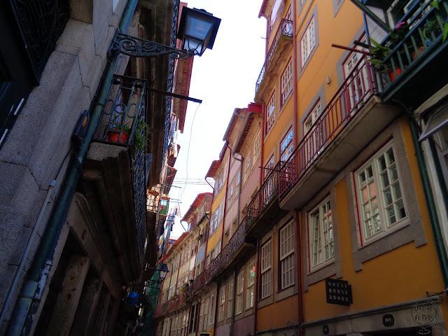 zona de Ribeira Porto