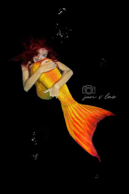 Mermaid, Girl Underwater, Underwater Girl, Manila Underwater Portraits