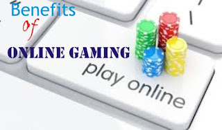 Health and Psychological Benefits of Online Gaming