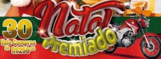 Promoção ACI Mococa Natal 2017 Premiado Moto 0km Vales-Compras
