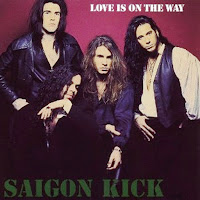 Love is on the way. Saigon Kick