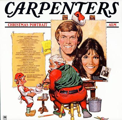 Carpenters Christmas.Unforgettable Christmas Music The Carpenters Christmas
