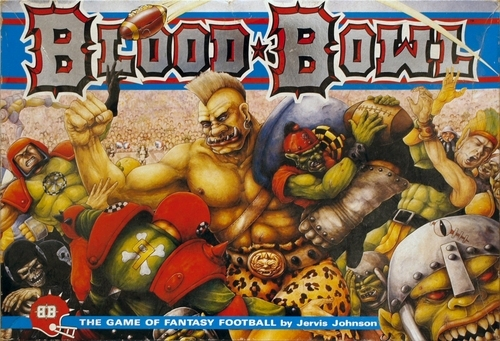 Blood Bowl Second Edition