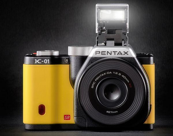 PENTAX K-01 Digital Hybrid Camera