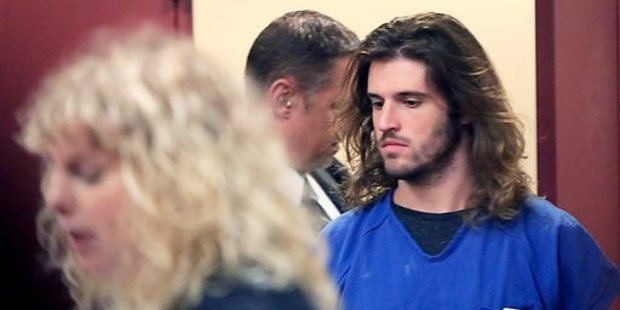 Police: Accused University of Wisconsin-Madison serial rapist Alec Cook kept victims' details in 20 black notebooks