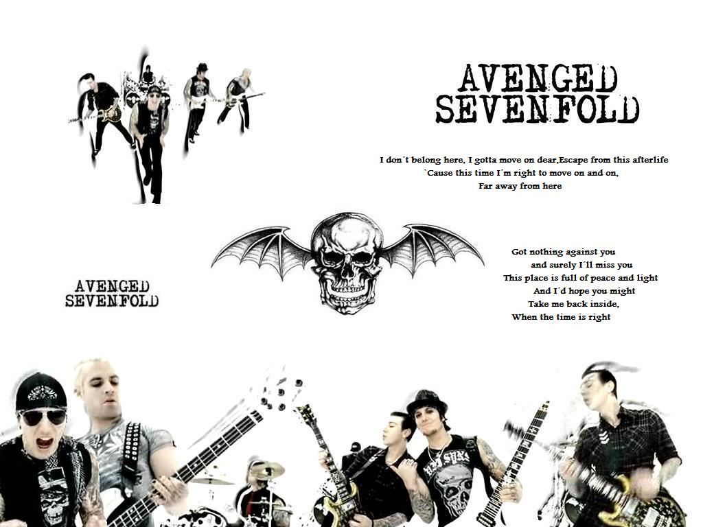 Avenged Sevenfold Afterlife Wallpaper Music and Memories: �...