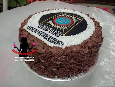 Kue Tart Ulang tahun Persaudaraan Setia Hati Terate