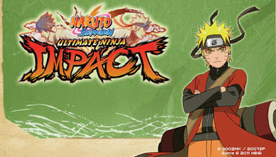 Naruto Shippuden Ultimate Ninja Impacr High Compress ISO For Emulator PSP