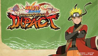 Naruto Shippuden Ultimate Ninja Impacr High Compress ISO For Emulator PSP