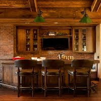 GFG Rustic Home Bar Escap…