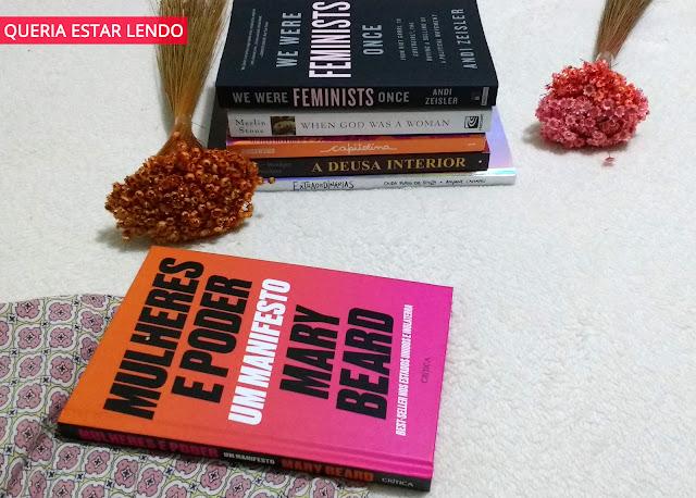 Resenha: Mulheres e Poder - Um manifesto