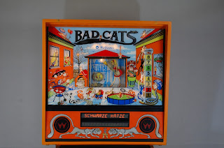 Flipper Bad Cats de WILLIAMS 1989 4 joueurs