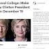 Over 3 million people have signed a petition to remove Donald Trump and make Hillary Clinton president