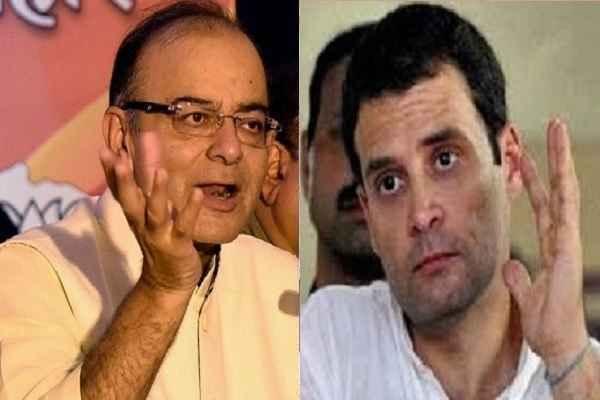 arun-jaitley-stong-reply-to-rahul-gandhi-congress-like-corruption