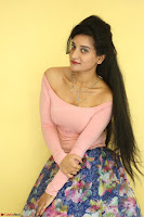Janani Iyyer in Skirt ~  Exclusive 007.JPG