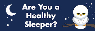 Are You Sleeping Healthy?