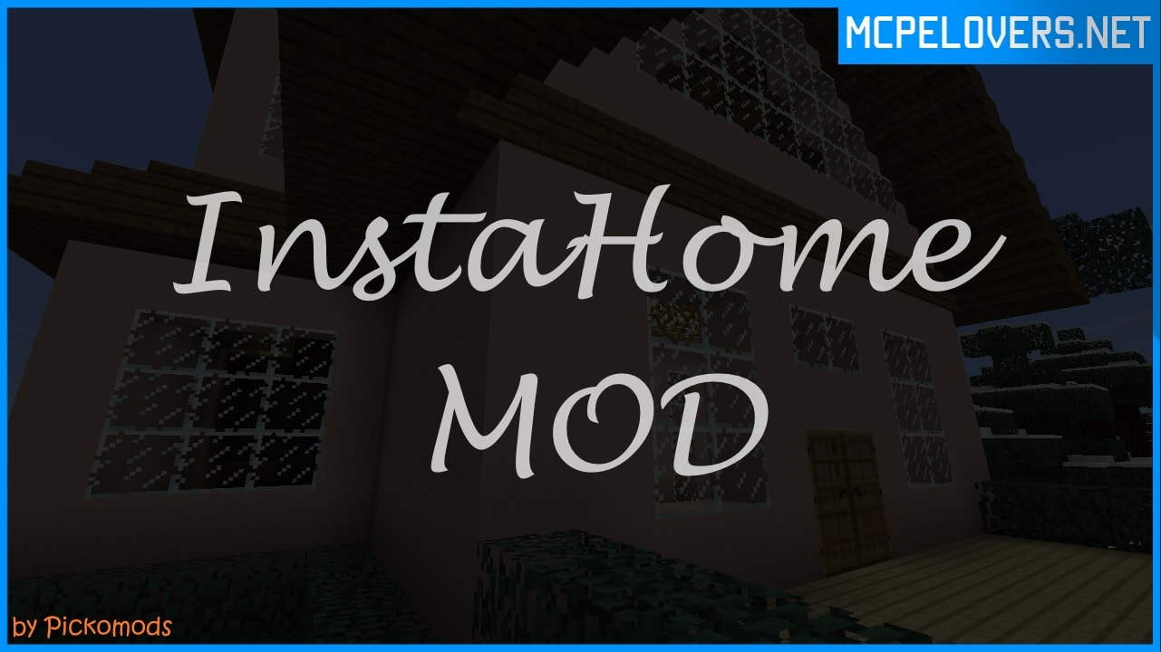 Download InstaHome Mod