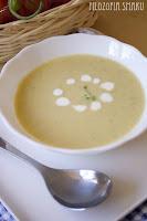 (zupa porowo ziemniaczana