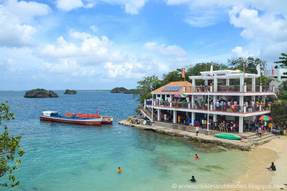 Hundred Islands, Alaminos Pangasinan | Anne's Scribbles and Doodles