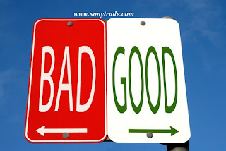 Good Trader VS Bad Trader saham forex valas
