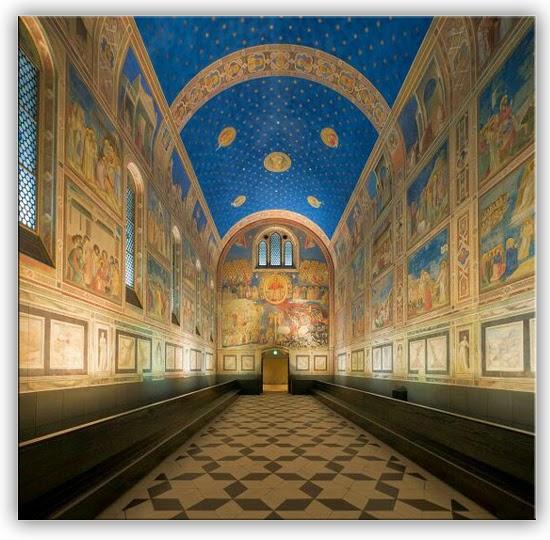 Padova - Cappella degli Scrovegni