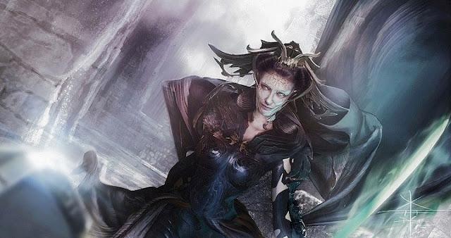 Cate Blanchett interpreta a Hela en Thor: Ragnarok
