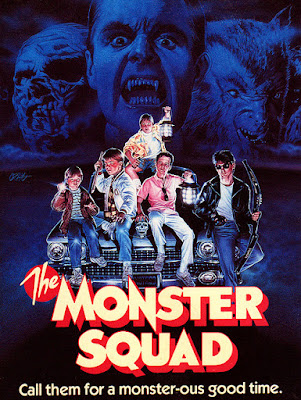 The Monster Squad (20th Anniversary Edition) 1987 DVD R1 NTSC Sub
