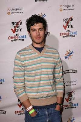 adam brody the o.c. rock the vote