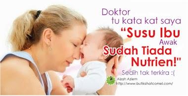 5 Punca Khasiat Susu Ibu Tidak Lagi Membantu Tumbesaran Bayi