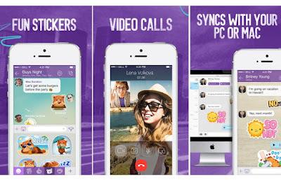 App mensajería Viber