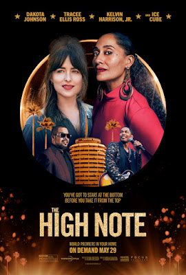 The High Note 2020 Movie Poster 1