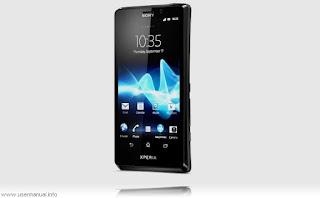 User Manual Sony Xperia T ~ User Manual