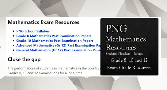 Grade 8, 10 and 12 Past Exam Papers