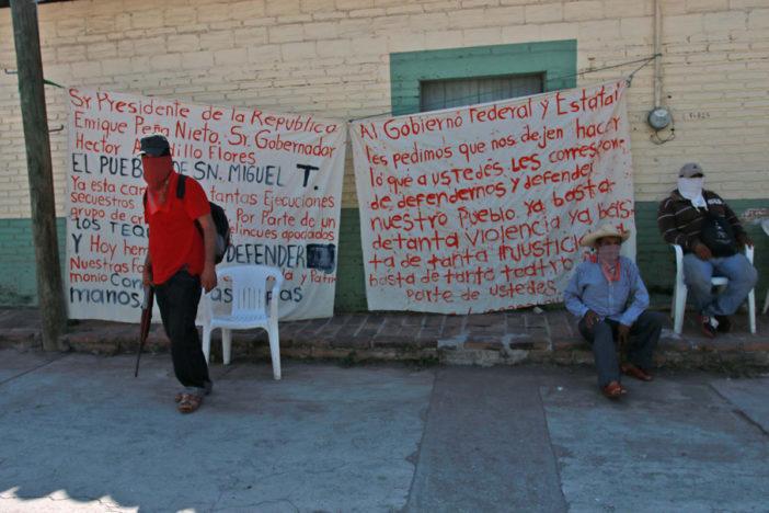 Edil de Totolapan pactó con La Familia Michoacana: regidora priista