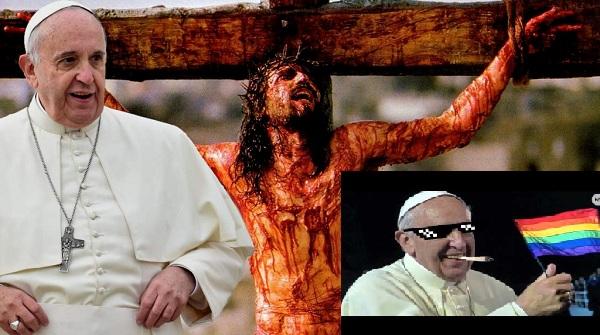 O Πάπας ζήτησε ανοιχτά ένωση των Εκκλησιών προς την Πανθρησκεία